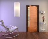 Стеклянные двери серии Illusion