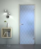 Стеклянные двери серии Classic
