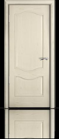 Дверь Марсель Ясень жемчуг глухое