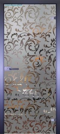 Стеклянная дверь Мирра 0094