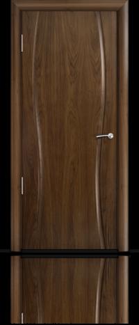 Дверь Мильяна Омега 1 Американский орех глухое