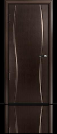 Дверь Мильяна Омега 1 Венге глухое