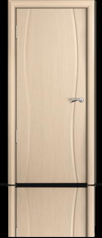 Дверь Мильяна Омега 1 Беленый дуб глухое