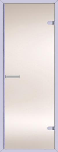 Двери для сауны Хамам матовая
