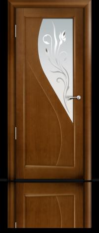 Дверь Мильяна серия Стелла модель Яна Анегри модельное стекло