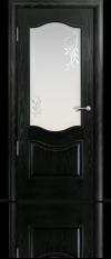 Дверь Марсель Ясень винтаж стекло Гранд