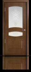 Дверь Венеция Палисандр стекло гранд