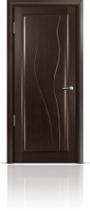 Дверь Мильяна серия Стелла модель Лантана Венге глухое