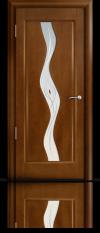 Дверь Мильяна серия Стелла модель Веста Анегри модельное стекло