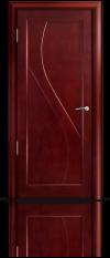 Дверь Мильяна серия Стелла модель Яна Красное дерево глухое