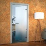 Стеклянные двери серии Light