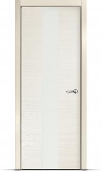 Дверь Мильяна остекленная ID XL бьянко