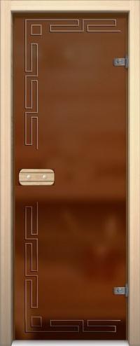 Двери для сауны Аспен и Линден София