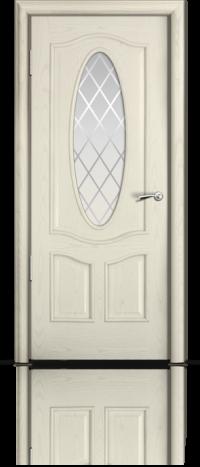 Дверь Барселона Ясень жемчуг Готика