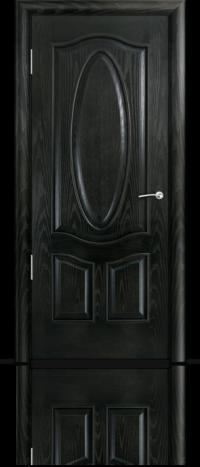 Дверь Барселона Ясень винтаж глухое