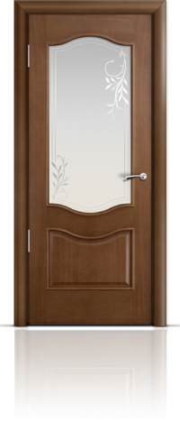 Дверь Марсель Палисандр стекло Гранд