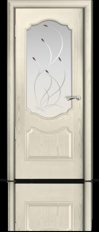 Дверь Милан Ясень жемчуг Гранд