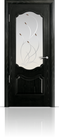 Дверь Милан Ясень винтаж Гранд