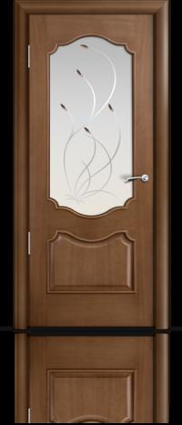 Дверь Милан Палисандр Гранд