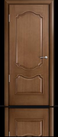 Дверь Милан Палисандр глухая