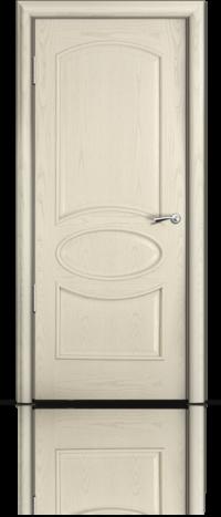 Дверь Рим Ясень жемчуг глухая