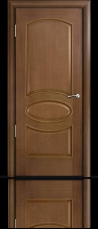 Дверь Рим Палисандр глухая