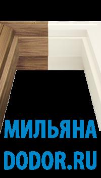 Притворная планка для дверей Мильяна