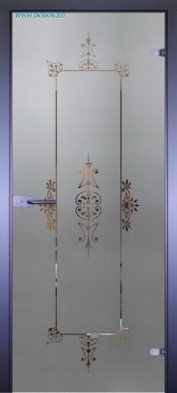 Стеклянная дверь Мирра 0142