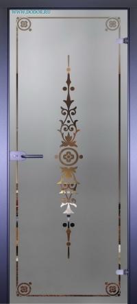 Стеклянная дверь Мирра 0144