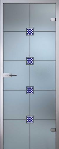 Стеклянная дверь Глория АКМА