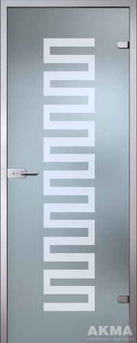 Стеклянная дверь Белла