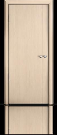 Дверь Мильяна Омега 2 Беленый дуб глухое