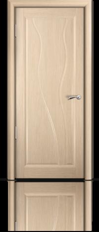 Дверь Мильяна серия Стелла модель Ирэн Беленый дуб глухое