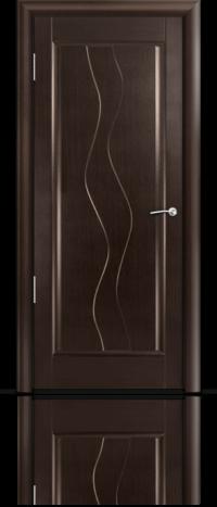 Дверь Мильяна серия Стелла модель Веста Венге глухое