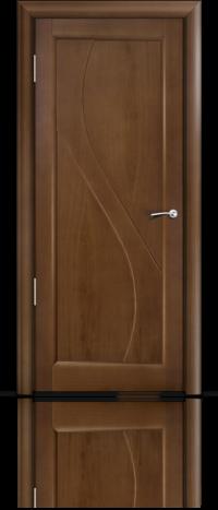 Дверь Мильяна серия Стелла модель Яна Палисандр глухое