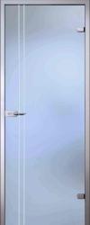 Стеклянная дверь Калиса