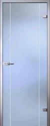 Стеклянная дверь Карелия