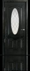 Дверь Барселона Ясень винтаж Готика