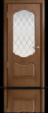 Дверь Милан Палисандр Готика