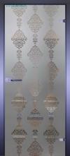 Стеклянная дверь Мирра 0139