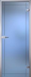 Стеклянная дверь Изабелла