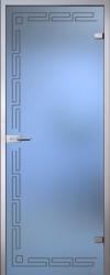 Стеклянная дверь София