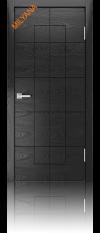 Мильяна Дверь глухая ID T неро