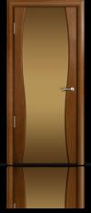 Дверь Мильяна Омега 1 Анегри Бронзовое стекло