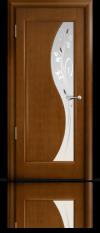 Дверь Мильяна серия Стелла модель Элиза Анегри модельное стекло