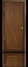 Дверь Мильяна серия Стелла модель Ирэн Палисандр глухое