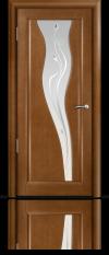 Дверь Мильяна серия Стелла модель Лантана Анегри модельное стекло