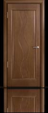 Дверь Мильяна серия Стелла модель Веста Палисандр глухое